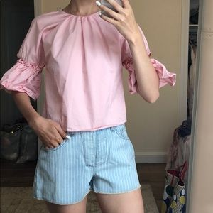 Zara top size S